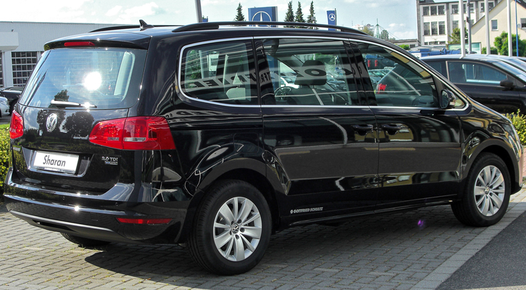 VW Sharan (MPV 4)