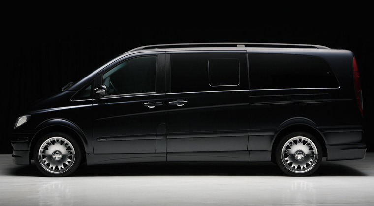 M Benz Vito (Executive 8 Seater)